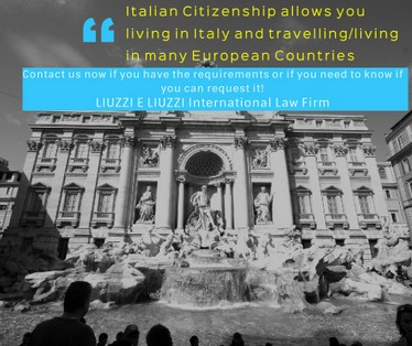 Obtain Italian citizenship- Legal assistance- Italian